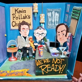 Kevin Pollak's Chatshow Turns 1