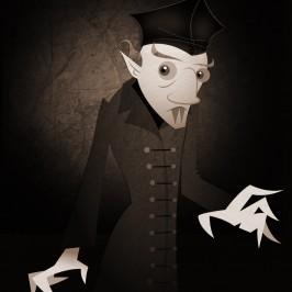Count Orlok, the original Vampyre