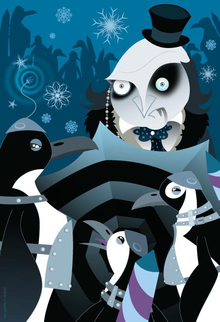 BATMAN RETURNS - The Penguin